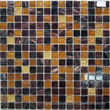 Mosaico de cristal caliente de la venta de China Foshan para la piscina