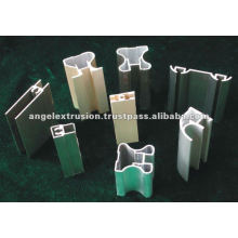 Aluminium Extrusion for Wardrobe Profile