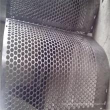 Feuille perforée de maille en métal d'acier inoxydable Ventes