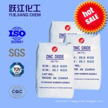 Indirect 99.7 Zinc Oxide ZnO
