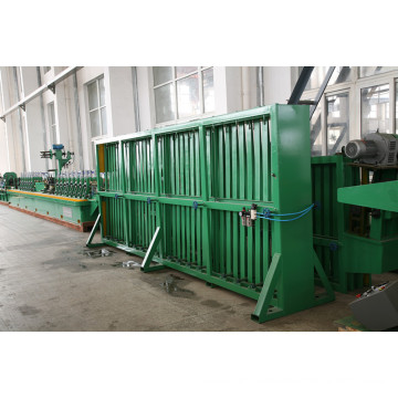 Square rectangular steel tube forming machine