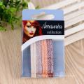 Girl Fashion Colorful Painted 6.5cm Metal Hair Bob Pins (JE1006-2)