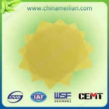 Hoja laminada de fibra de vidrio epoxi eléctrica