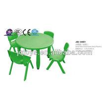 Muebles Escolares Mesa Plástica Para Niños Y Silla