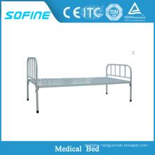 SF-DJ101 Cheap Steel Simple Medical Equipment Single Hospital Bed