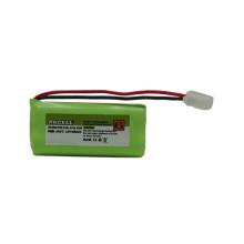 Ni-Mh Batería recargable NIMH 2.4V 600mAh Batería para teléfono inalámbrico PK-0088 AAA * 2 batería
