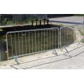 UK Type Hot Dipped Galvanized Steel Barricades
