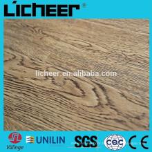 indoor Laminate flooring EIR surface manufacturers china imitated wood flooring /easy click laminate flooring