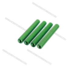 Venda quente M3 alumínio serrilhada impasse colorful10mm, 15mm, 20mm, 25mm, 30mm, 35mm, 37mm, 38mm, 40mm preço de atacado