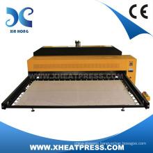 Xinhong Large format dye sublimation heat hydraulic press machine