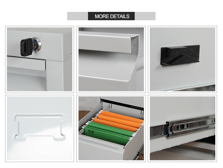 4 drawers file cabinet