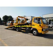 4 Tonnen hydraulische JMC-Abschleppwagen
