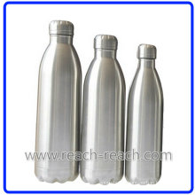 Double Wall Stainless Steel Vacuum Bottle (R-8007)