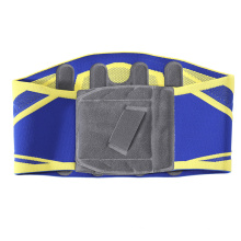 Nylon Sports Protection Waist Support Waist Trimmer Belt for Fitness Men Women