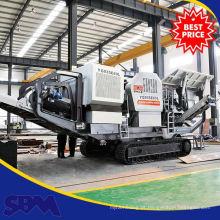 Fornecedor direto da fábrica Trade assurance magnetite mobile crushing equipment