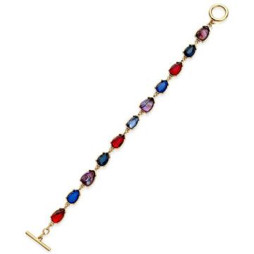 925 Silver Muti-Stones Bracelets Jewelry for Women