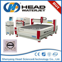 Chine machine de découpe industrail haute pression cnc waterjet 200x300cm