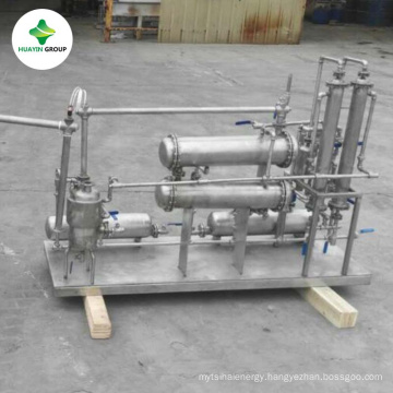 Mini Pyrolysis Plant Oil Extraction Machine from Waste Tyres