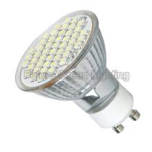 LED GU10 SMD lámpara con 48SMD 3528 LED (GU10-SMD48)