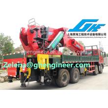 Grúa de carga hidráulica en venta directa