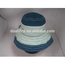 Custom fashion high quality bucket hat for wholesale