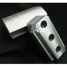 Metal Bond Diamond Grinding Fickert pour Stone Polishing
