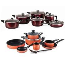 Egito Mercado Alumínio Cookware Set