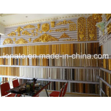 High Quality PS Decoration Photo and Mirror Frame Cornice
