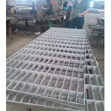 Light Duty Inserted Steel Grid Plate