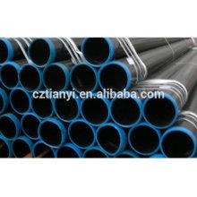 MS DIN 2440 Carbon Steel Pipe Китай Производитель