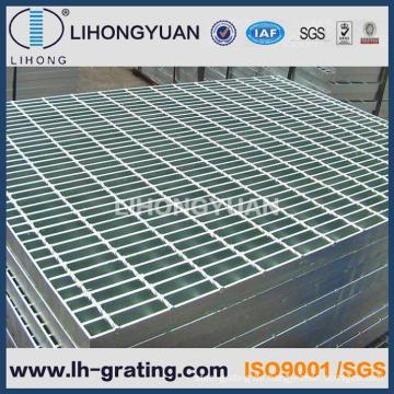 Verzinktem Stahl Boden Gitter für Plattform Gehweg