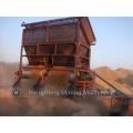 Séparateur magnétique de type sec pour le fer séparé du sable de désert