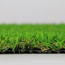 Cheap natural easily assembled U shape syntetics grass for home garden