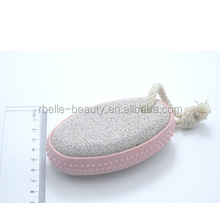 Hot Selling callus dead skin remover foot cleaning pumice stone with plastic shell