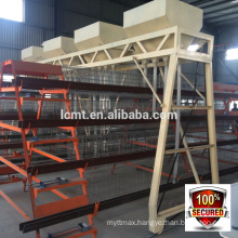 Full Automatic Poultry Chicken Cage For Growing Brolier