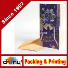 Wedding/Birthday/Christmas Greeting Card (3319)