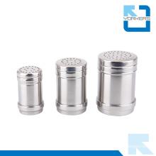 Wholesale Metal Stainless Steel Salt and Pepper Bottle