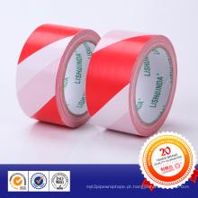 Fita de advertência forte do PVC de Adheisve para a marcação de estrada