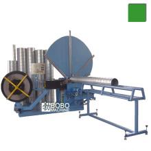 HVAC spiral round galvanized air duct forming machine