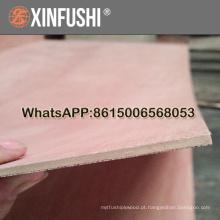 3,2 milímetros fantasia madeira contraplacado comercial Linyi cidade preço barato