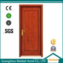 Красный Дуб HDF формованные панели облицовки деревянной двери для проекта