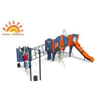 HPL Multiply Climbing Balance Slide Equipment Playground