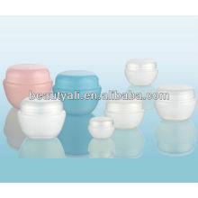 PP Transparent Cream Jar