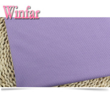 Tissu tricoté en maille de polyester à effet d'oiseau