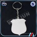 Fabricantes de chaveiros promocionais na China / WANJUN em branco metal keychain china fabricante