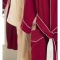 Canasin 5 Star Hotel Double Layer Bathrobe Luxury 100% cotton