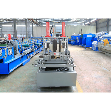 CZ Purlin Machine (C80-300 Z120-300) Precortador