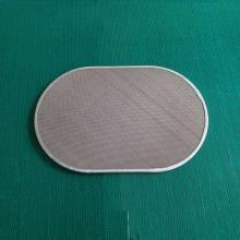 Randfilterelement aus rostfreiem Stahl