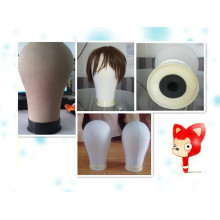 Hot Sell Cheapest Wig Styling Canvas Head
