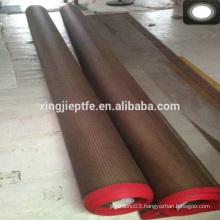 Famous products ptfe coated high temperature teflon conveyor belt